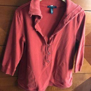 Banana Republic Tops - Banana republic medium 3/4 sleeve sweater top